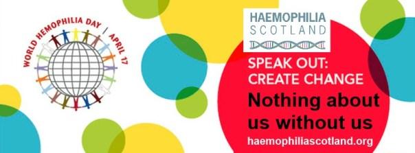 World Haemophilia Day 2014