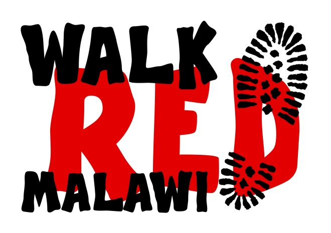 Walk Red Malawi