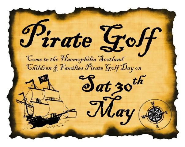 Pirate Golf Advert
