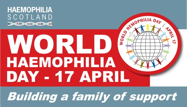 World Haemophilia Day 2015 HS