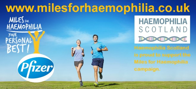 Miles for Haemophilia