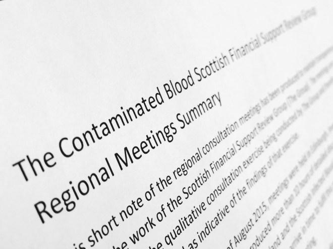 Summary of the Regional Consultation Meetings