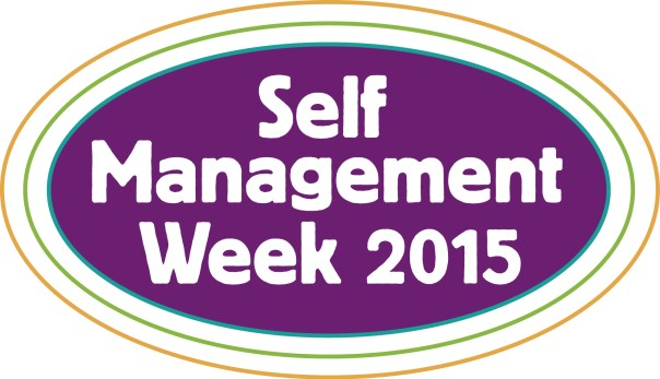Self Management Week 2015