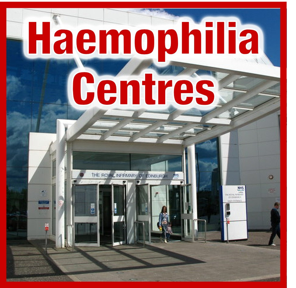 Information about the steps that Scotland's Haemophilia Centres are taking to protect people from coronavirus
