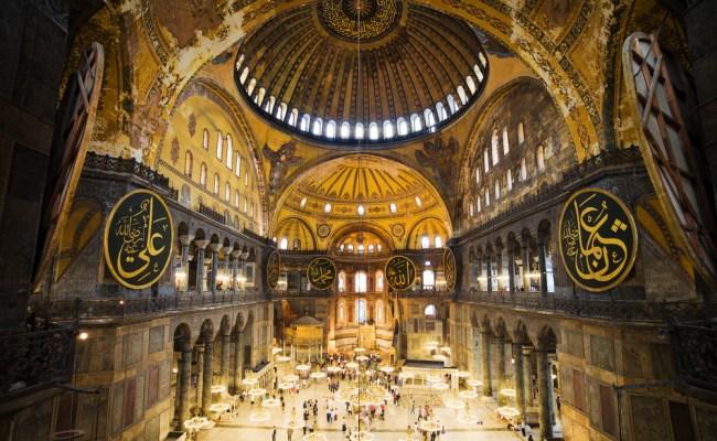 Hagia Sophia Facts History Architecture Haemus