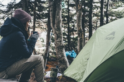 Campingausruestung
