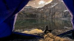 Urlaub mit dem Steilwandzelt Beitragsbild