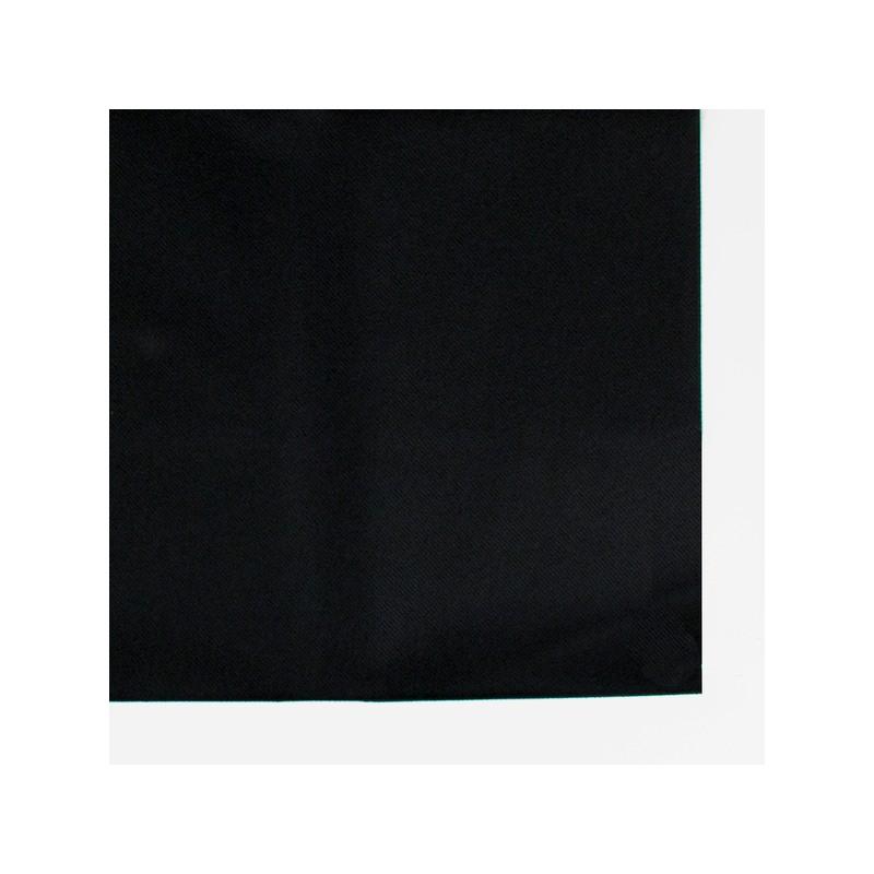 nappe en papier noir
