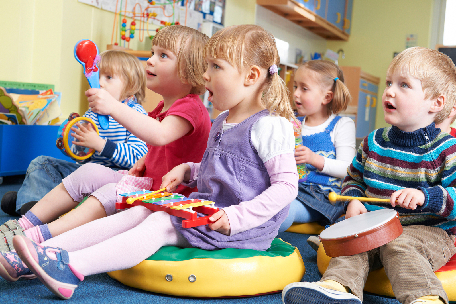 The Importance Of Music In Early Childhood Education