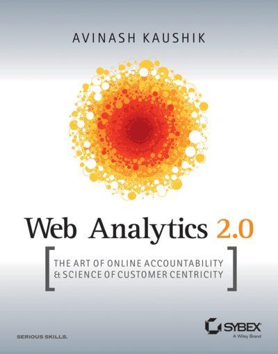 analytics book by avinash kaushik