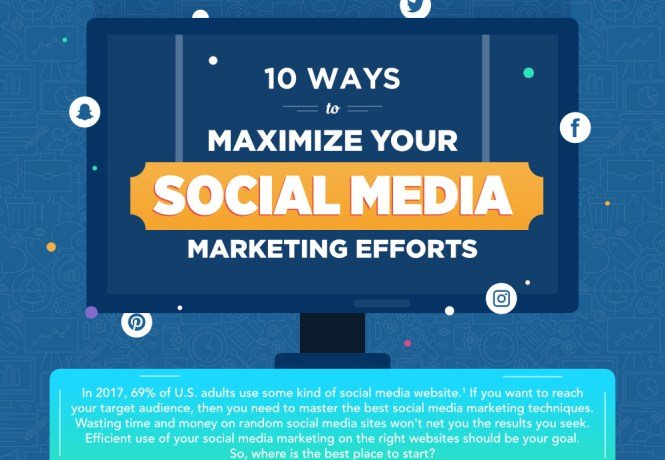 10 Tips to Maximize your Social Media Marketing Efforts