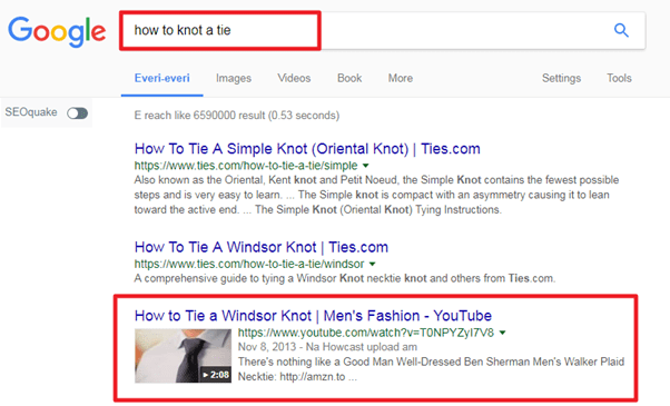 Hafiz Muhammad Ali-SEO Search Verticals YouTube Keyword Research