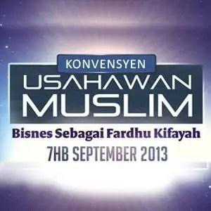 Konvensyen Usahawan Muslim