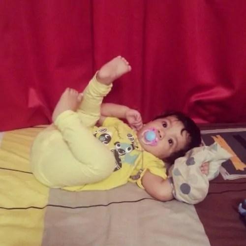 Baby-khair-bantal-busuk