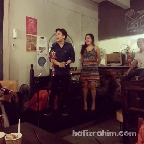 Josh Lim in da house
