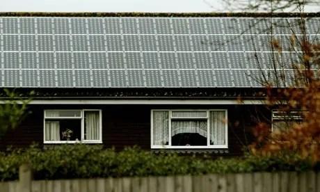 Solar PV - FiT