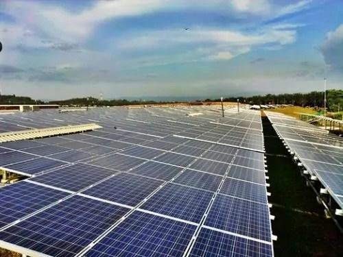 2MW solar farm in Pajam Nilai