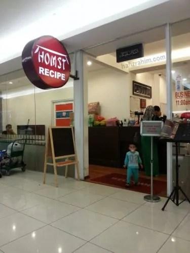 Homst Recipe Bangi Gateway