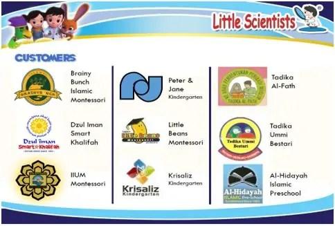Little Scientists-Tadika