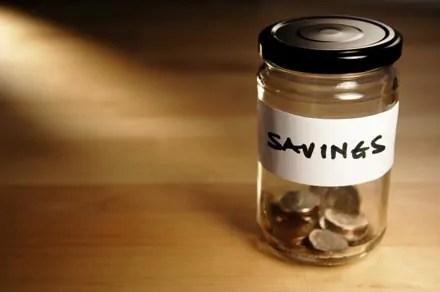 Tabung simpanan