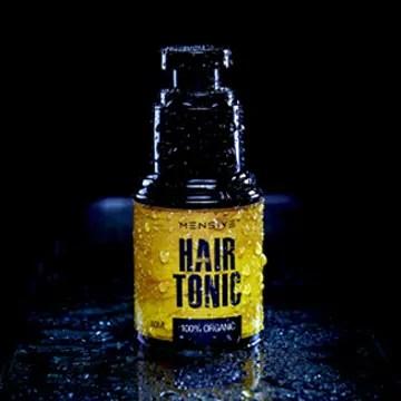 Mensive hair tonic