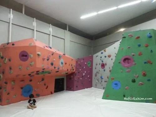 Putrajaya Challenge Park_Wall Climbing