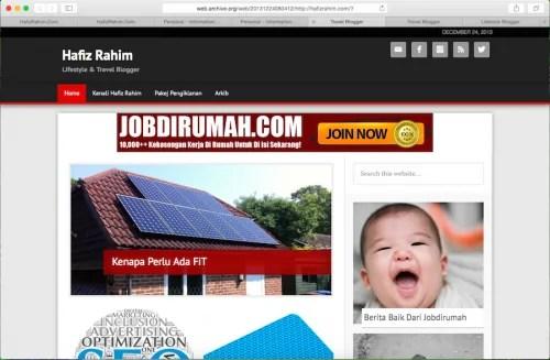 Malaysian Best Blog 5