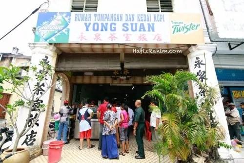 Nasi Ganja Ipoh Yong Suan