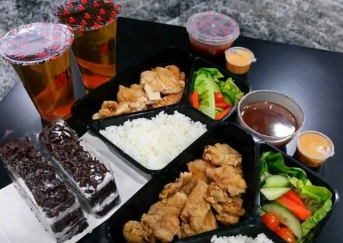 Shogun2U_Chic Chop with BBQ Sauce set