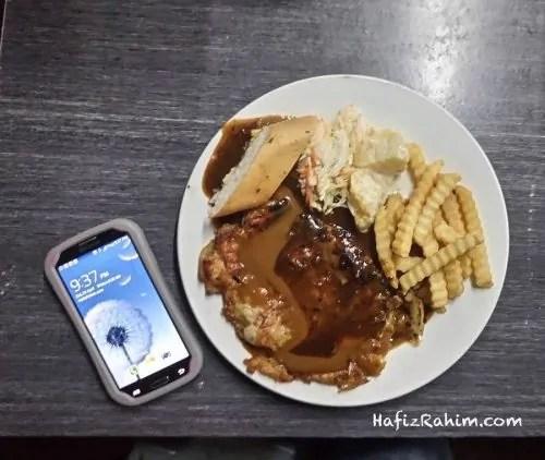 Chicken Chop Pekan Station Kg Baru