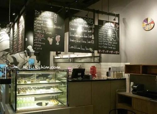 Menu Cafe K4M1