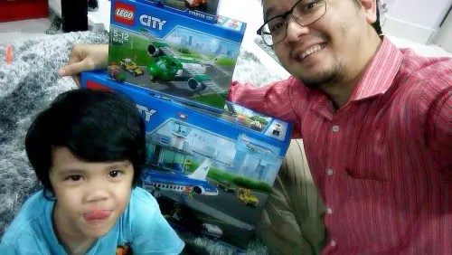 Khair LEGO City Adventure