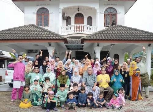 Hafiz Rahim_Family
