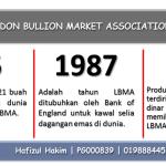Apa itu LBMA? Mengapa emas pelaburan mesti mendapat pengiktirafan LBMA?