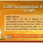 Public Gold – Akaun emas GAP