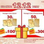 Dealership: Promo 12.12
