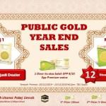 Year End Sale – Beli emas serendah RM88 sebulan!