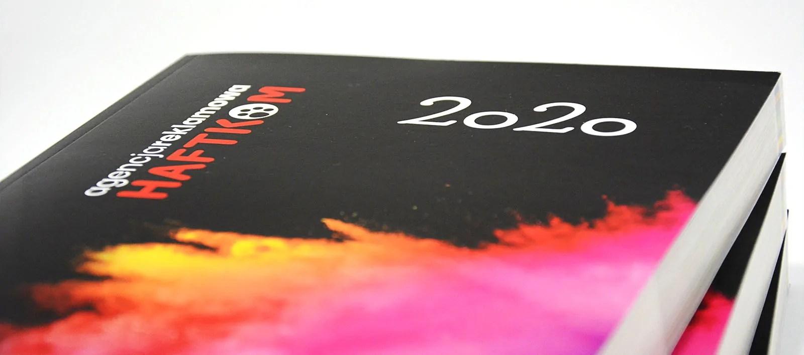 Okładka katalogu 2020