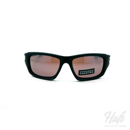 Oakley SI Valve Prizm Shooting - Matte Black Frame - Prizm TR45 Lens - SKU: OO9236-17
