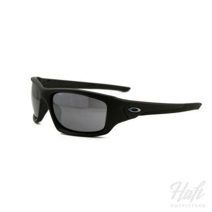 Oakley SI Valve Thin Blue Line - Thin Blue Line Frame - 3N Black Iridium Lens - SKU: OO9236-28
