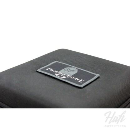 Oakley SI Tombstone Reap Prizm TR45 - Matte Black Frame - Prizm TR45 Lens - SKU: OO9267-04 Case