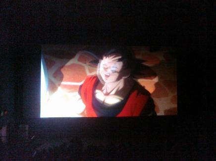 La doble cara de Goku.
