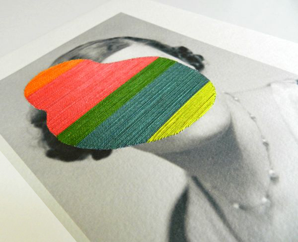 Hand Embroidery - Photography - Hagar Vardimon