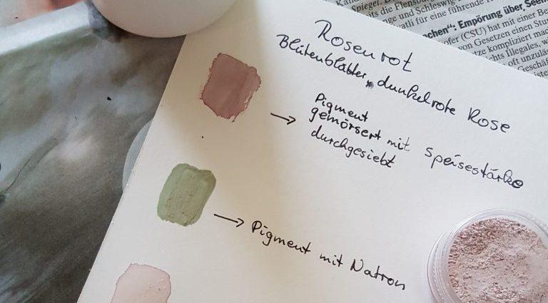 Farbentagebuch
