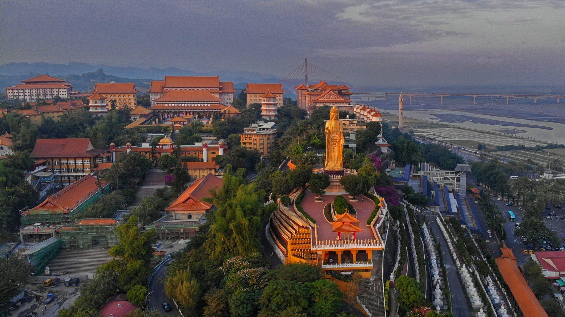 Fo Guang Shan Great Buddha Land