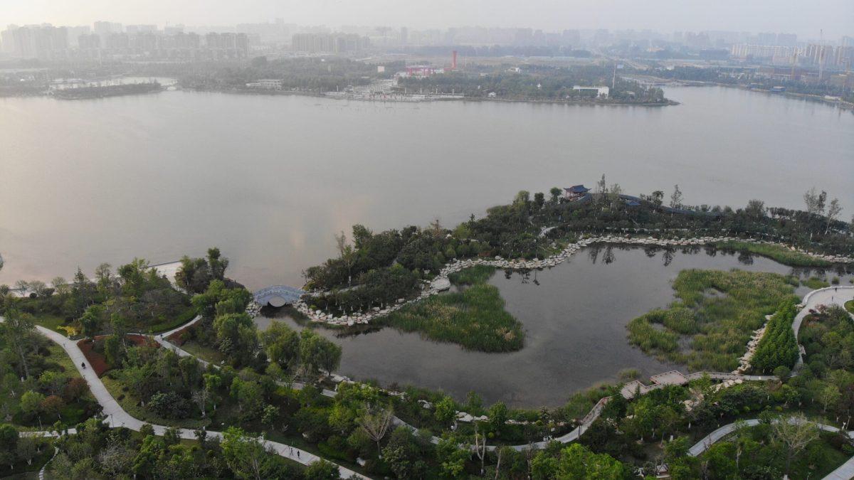 Shangqiu Sun Moon Lake
