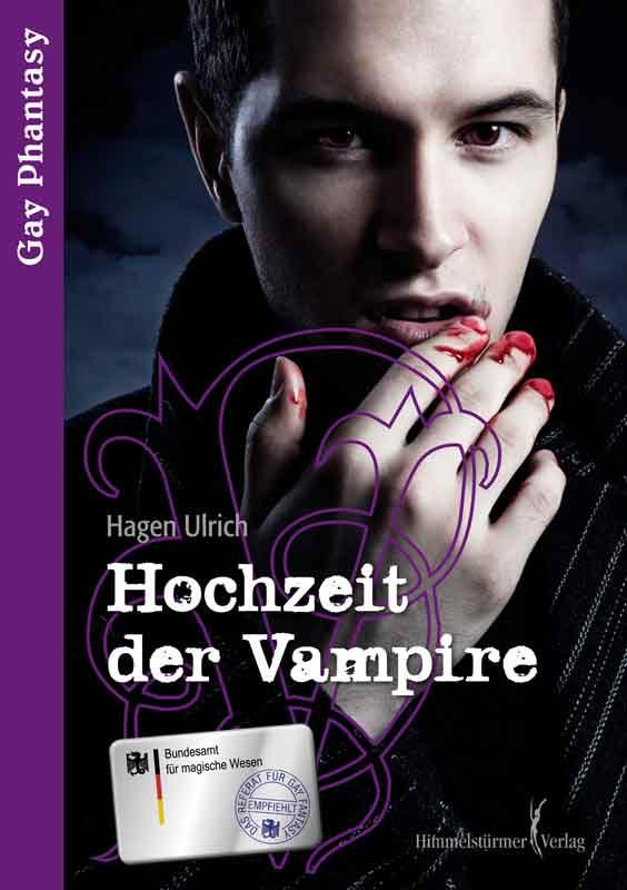 Hochzeit der Vampire von Hagen Ulrich