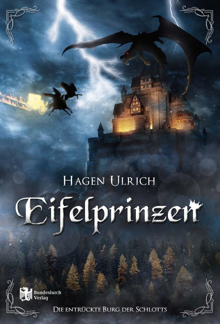Eifelprinzen erzählt das Abenteuer von Leander Leonidas Schlott, genannt Lele, und seines Erbes, einer Welt voller Magie und Intrigen.