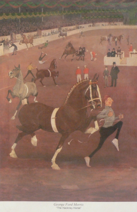 George Ford Morris Horse Prints and other Ephemera