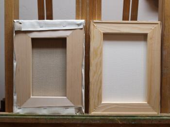 llinen and cotton canvas comparison
